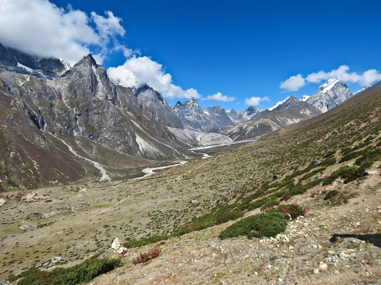 Top 5 Base Camp Treks in Nepal